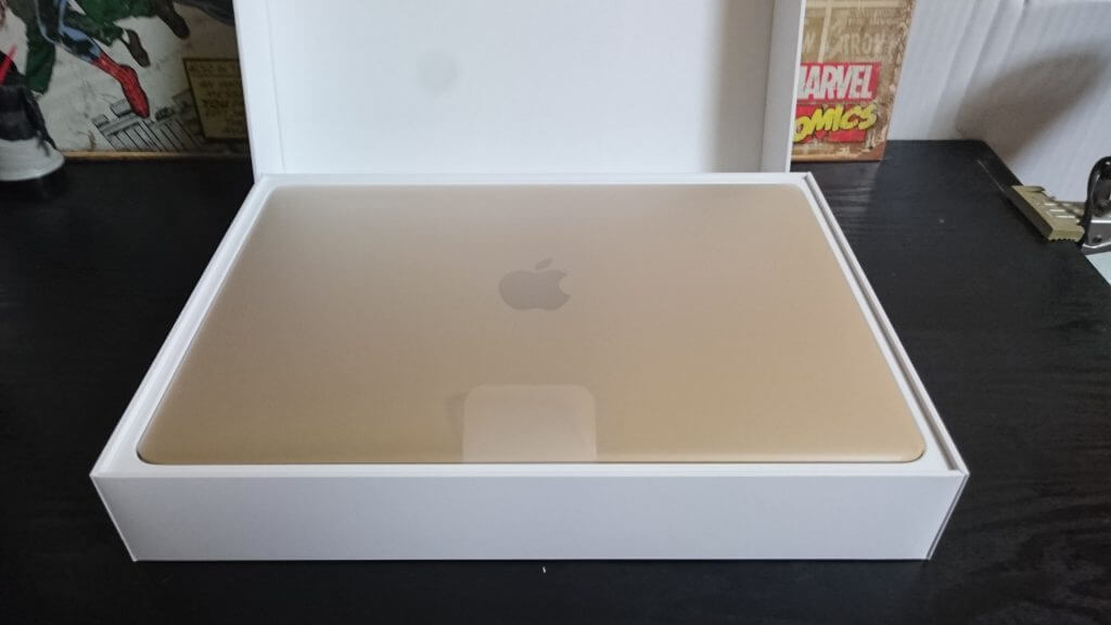 Macbook 12-inch retina