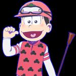 おそ松さん完全新作は12月放送決定!JRAコラボ「おう松さん」にハマれ。
